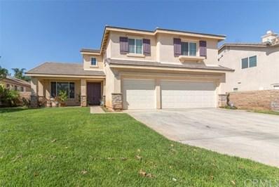 25868 Boulder Rock Place, Romoland, CA 92585 - MLS#: SW19203423
