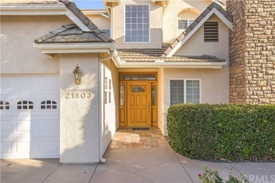 21803 Strawberry Lane, Canyon Lake, CA 92587 - MLS#: SW19206419