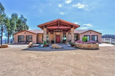 20575 Stage Road, Wildomar, CA 92595 - MLS#: SW19211573