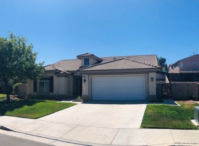 36776 Red Oak Street, Winchester, CA 92596 - MLS#: SW19215290