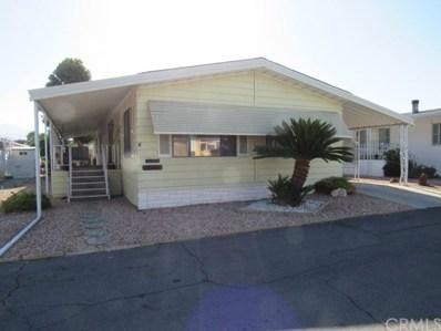 1525 W Oakland Avenue UNIT 76, Hemet, CA 92543 - MLS#: SW19216529
