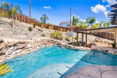 22950 Giant Fir Place, Canyon Lake, CA 92587 - MLS#: SW19217011