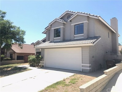 13291 Burney Pass Drive, Moreno Valley, CA 92555 - MLS#: SW19218887