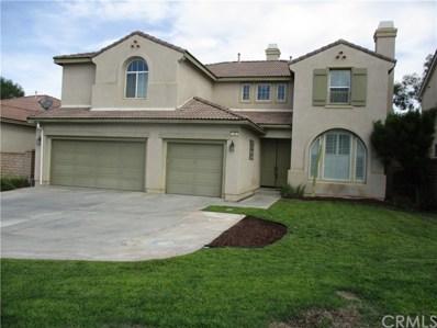 3 Volta Del Tintori Street, Lake Elsinore, CA 92532 - MLS#: SW19219439
