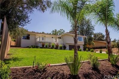 1805 Chapulin Lane, Fallbrook, CA 92028 - MLS#: SW19219811