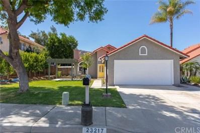 23217 Claystone Avenue, Corona, CA 92883 - MLS#: SW19220359