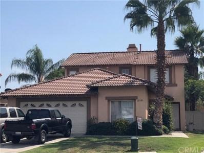 25595 Sierra Cadiz Court, Moreno Valley, CA 92551 - MLS#: SW19221025