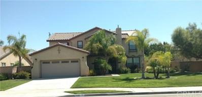 960 Indiangrass Drive, Hemet, CA 92545 - MLS#: SW19221141