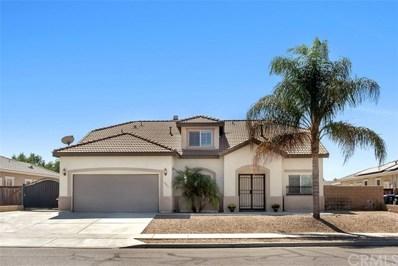 3841 Serenity Street, Hemet, CA 92545 - MLS#: SW19221355