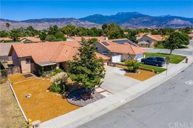 1483 E Beringer Drive, San Jacinto, CA 92583 - MLS#: SW19222340