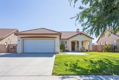 26481 Bradshaw Drive, Menifee, CA 92585 - MLS#: SW19222378
