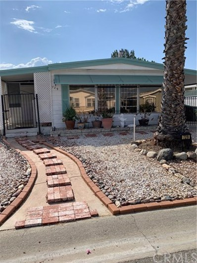 729 S Elk Street, Hemet, CA 92543 - MLS#: SW19224712