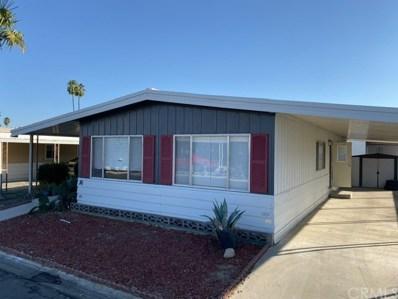 601 N Kirby Street UNIT 36, Hemet, CA 92545 - MLS#: SW19227881