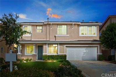 30278 Blue Cedar Drive, Menifee, CA 92584 - MLS#: SW19228025