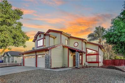 22705 Gierson Avenue, Wildomar, CA 92595 - MLS#: SW19232620