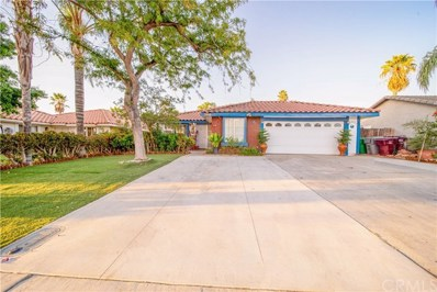 25650 Vespucci Avenue, Moreno Valley, CA 92557 - MLS#: SW19236129