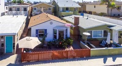 308 36th Street, Newport Beach, CA 92663 - MLS#: SW19236823