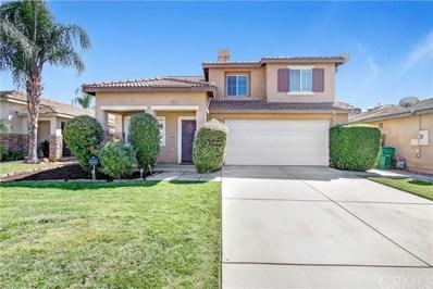 26313 Old Anvil Lane, Moreno Valley, CA 92555 - MLS#: SW19237524