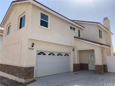 10122 Camino De Rosa, Riverside, CA 92503 - MLS#: SW19238407