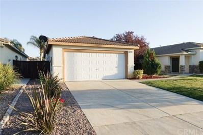 26853 Hanford Street, Menifee, CA 92584 - MLS#: SW19239822