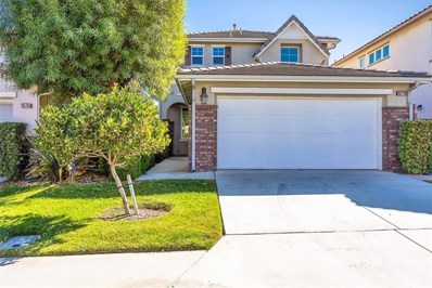 35772 Crickhowell Avenue, Murrieta, CA 92563 - MLS#: SW19242005