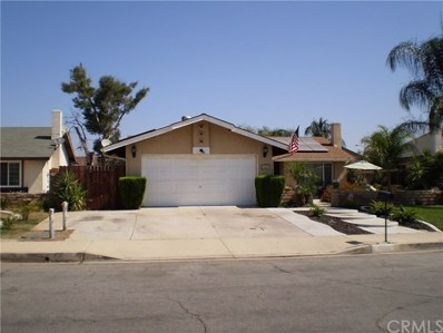 23698 Suncrest Avenue, Moreno Valley, CA 92553 - MLS#: SW19245142