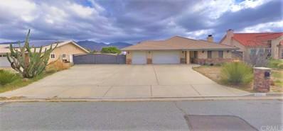 3778 English Drive, Hemet, CA 92544 - MLS#: SW19246356
