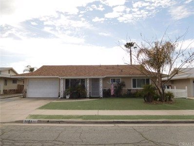 1161 W Mayberry Avenue, Hemet, CA 92543 - MLS#: SW19251794