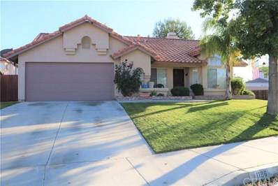 1196 Don Alberto Lane, San Jacinto, CA 92582 - MLS#: SW19253158