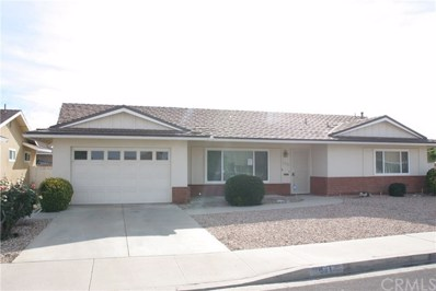 1521 Amberwood Drive, Hemet, CA 92543 - MLS#: SW19259148