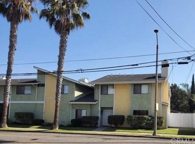 627 N Guadalupe Avenue UNIT 5, Redondo Beach, CA 90277 - MLS#: SW19260996