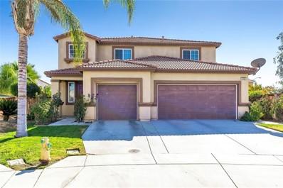 2146 Marigold Court, San Jacinto, CA 92582 - MLS#: SW19262031
