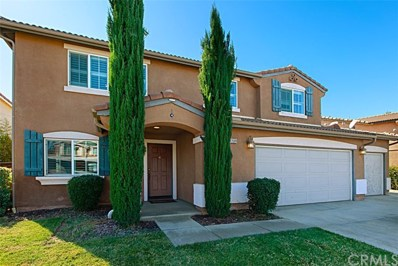 33589 Mint Avenue, Murrieta, CA 92563 - MLS#: SW19262284