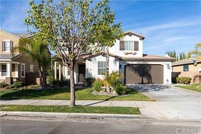 29522 Greenbelt Circle, Menifee, CA 92585 - MLS#: SW19265005