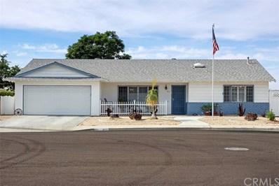 411 Brentwood Circle, Hemet, CA 92543 - MLS#: SW19265396
