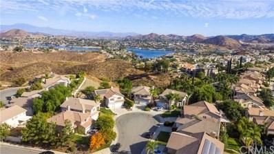 8 Villa Trizza, Lake Elsinore, CA 92532 - MLS#: SW19265740