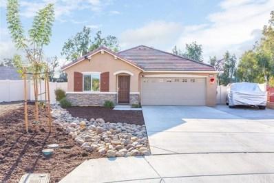 1194 Corte Las Lunas, San Jacinto, CA 92582 - MLS#: SW19265835