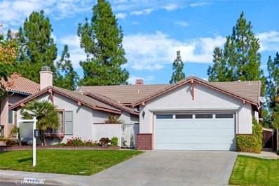 24040 Ristras Lane, Murrieta, CA 92562 - MLS#: SW19266590