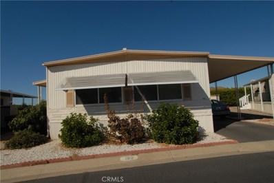 3700 Buchanan Street UNIT #180, Riverside, CA 92503 - MLS#: SW19266665