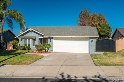 22240 De Berry Street, Grand Terrace, CA 92313 - MLS#: SW19266887