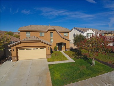 25414 Wagon Trail Lane, Menifee, CA 92584 - MLS#: SW19267924