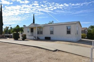 913 S Grand Avenue UNIT 191, San Jacinto, CA 92582 - MLS#: SW19269844