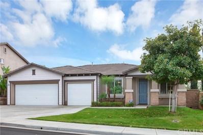 29627 Copper Ridge Road, Menifee, CA 92584 - MLS#: SW19270116