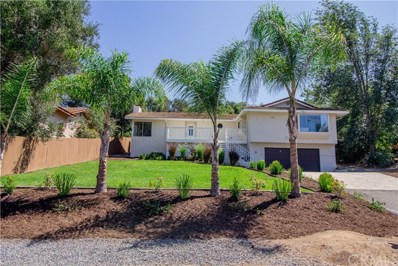 1805 Chapulin Lane, Fallbrook, CA 92028 - MLS#: SW19271580