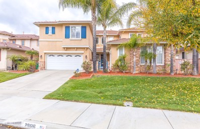 29616 Pebble Beach Drive, Murrieta, CA 92563 - MLS#: SW19272371