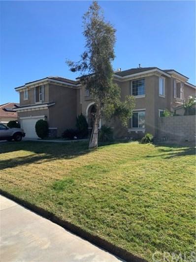 10769 Saffron Street, Fontana, CA 92337 - MLS#: SW19276433