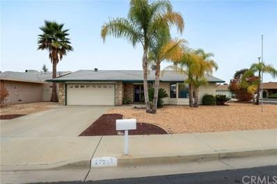27244 Presley Street, Sun City, CA 92586 - MLS#: SW19276445