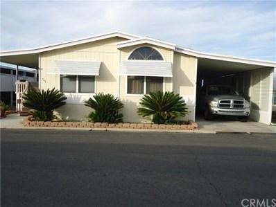 5001 W Florida Avenue UNIT 747, Hemet, CA 92545 - MLS#: SW19279078