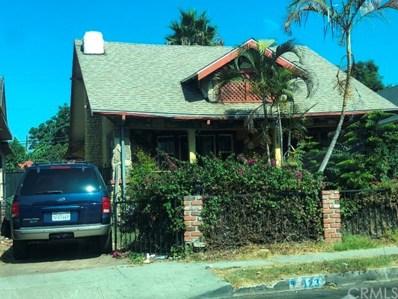 123 W 50th Street, Los Angeles, CA 90037 - MLS#: SW19279398