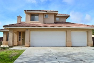 26737 Matrix Court, Romoland, CA 92585 - MLS#: SW19281160